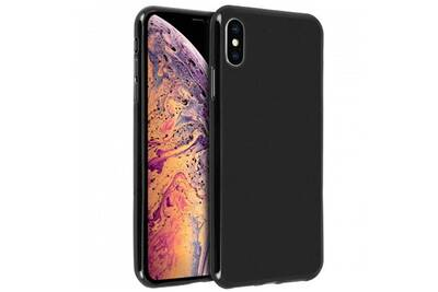 iphone xs coque silicone souple
