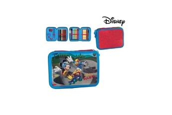 Autres jeux créatifs Mickey Mouse Pochette crayons mickey mouse 75114 bleu
