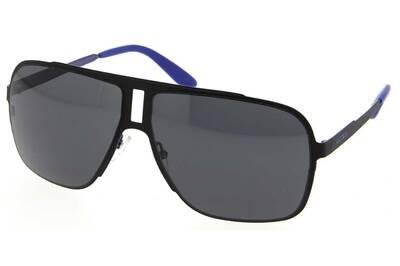 5a0d9b775cb30 Lunettes de soleil homme Carrera Lunettes de soleil carrera 121 s 003 ir  matte grey blue