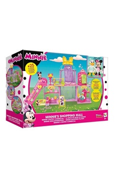 Puzzles Mickey Centre commercial minnie - 182554