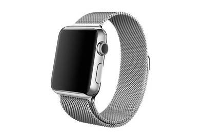 Milan 42mm Adaptateur Inoxydable Bracelet Avec Watch Style Acier Pour Apple Version En dQCxBtshr
