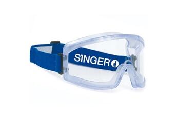 Accessoires de jardin Lunette masque anti buée singer ecran anti rayures  bande élastique réglable Singer 28258d2d86bd