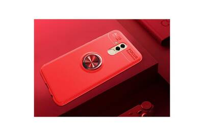 huawei mate 20 lite coque rouge