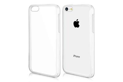 Coque gel tpu transparent pour apple iphone 5c - coque housse etui protection gel tpu silicone souple ultra mince fine slim leger phonillico®