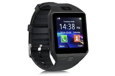 Montre Connectee Ceka Tech Advan S5e Full View TechR Montres Bluetooth Smart Watch Avec Camera Ecran Incurve Tactile