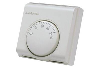 Thermostat et programmateur de chauffage Honeywell Thermostat d'ambiance mural analogique honeywell t6360