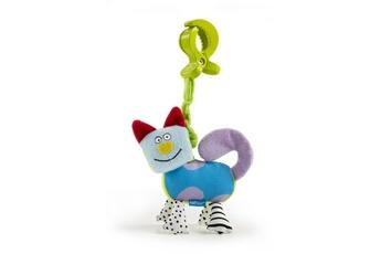 Eveil & doudou bio Taf Toys Jouet hochet drôle de chat taf toys