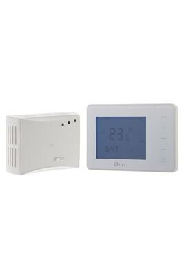 Thermostat et programmateur de chauffage Otio Thermostat programmable sans fil blanc - otio