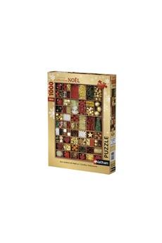 Puzzles Nathan Puzzles Aux couleurs de noël