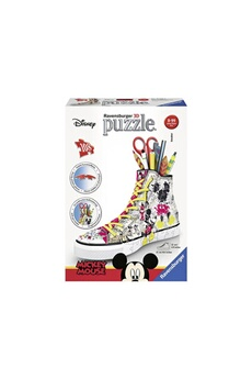 Puzzles RAVENSBURGER Sneaker mickey mouse