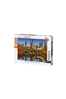 Puzzles Nathan Puzzles New york en automne