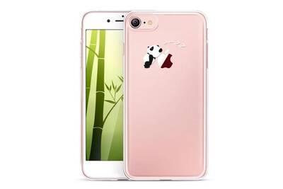 coque iphone 8 bambou