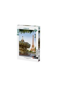 Puzzles Nathan Puzzles Le carrousel du trocadéro