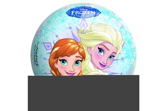 Accessoires pour aire de jeux John Ballon vinyl reine des neiges