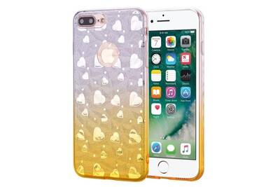 coque iphone 8 plus degrade