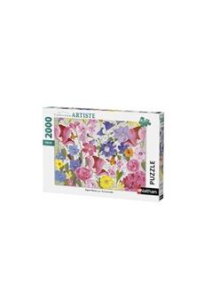 Puzzles Nathan Puzzles Esprit floral