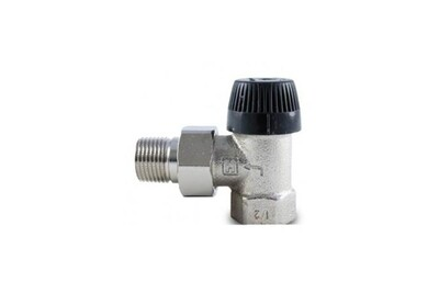 Accessoires chauffage central Honeywell Corps thermostatique - ø1/2 - équerre - type bb