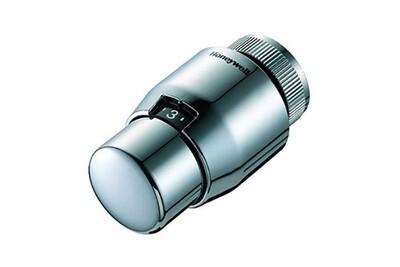 Accessoires chauffage central Honeywell Tête thermostatique thera-200 design - chromée