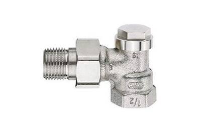 """Accessoires chauffage central Honeywell Coude de réglage vérafix - ø1/2"""" - kvs 1,7"""