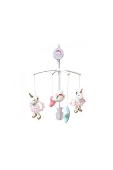 Mobile bébé DOUDOU ET COMPAGNIE Mobile musical licorne (pvc)