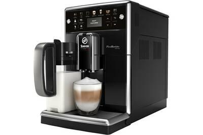 Saeco Picobaristo Deluxe Sm5570 10 Machine à Expresso Automatique Noir