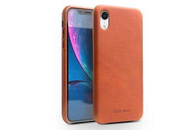 apple coque iphone xr cuir