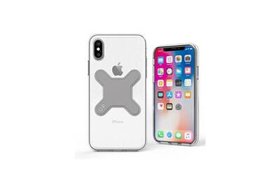 chargeur portable iphone x coque