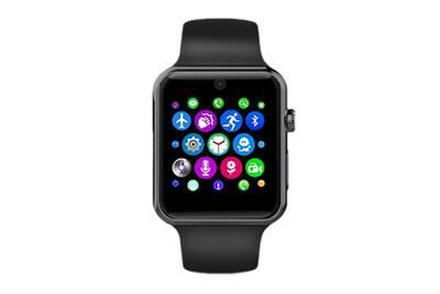 Bluetooth Podomètre 4 Tactile 0 Connectée Ios Écran Android Montre Lumineux nv08mNw
