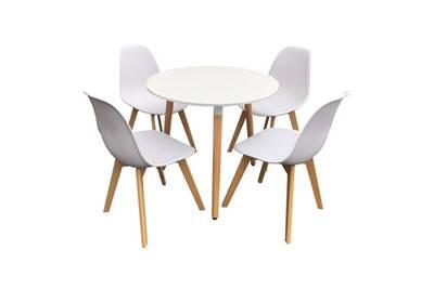 Ensemble Table Chaise Happy Garden Ensemble Table Et Chaises
