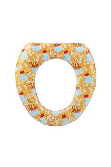 Réducteur toilette Disney Réducteur de toilettes winnie - assise rembourrée - jaune