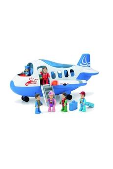 Jouets premier âge Imagin Mon premier avion - jeu bilingue - sons et lumières