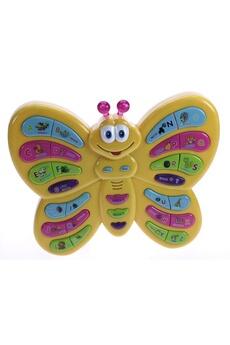 Jouets premier âge Imagin Papillon alphabet