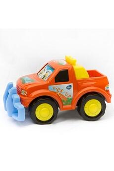 Jouets premier âge Be Toy's Mon premier pick-up - jouet éveil - orange