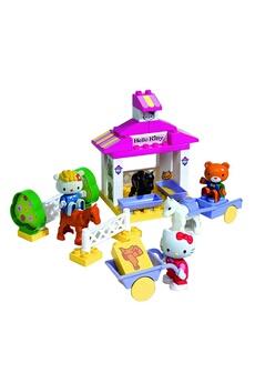 Jeux ludo éducatifs Hello Kitty Briques de construction hello kitty - centre équestre
