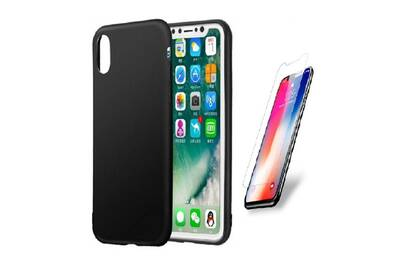 coque iphone xr silicone slim