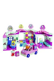 Jeux ludo éducatifs Hello Kitty Briques de construction hello kitty - centre commercial