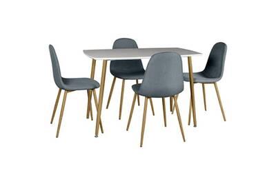 Ensemble Table Chaise Altobuy Winter Ensemble Table 4