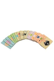 Jeux ludo éducatifs Jeux 2 Momes 27 cartes éducatives en coffret - les chiffres et les métiers
