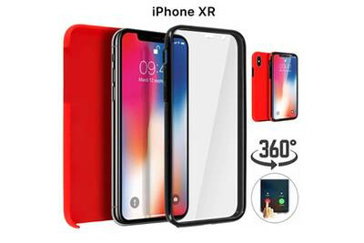 coque iphone rouge xr