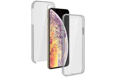 coque 360 iphone xs silicone