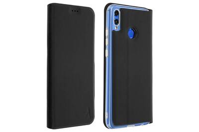 coupon code hot sale online low price sale Housse honor 8x étui portefeuille coque silicone support stand akashi - noir