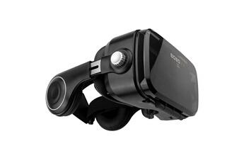 93c1cfa68ce3a Casque de réalité virtuelle Casque vr lunettes 3d réalité virtuelle pour  smartphone jeux film bobo vr