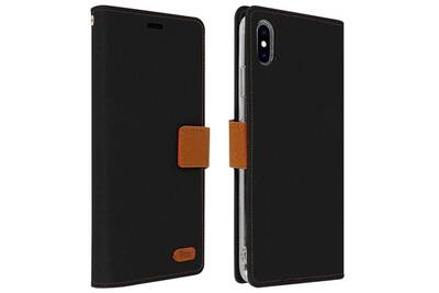 coque iphone xs porte carte