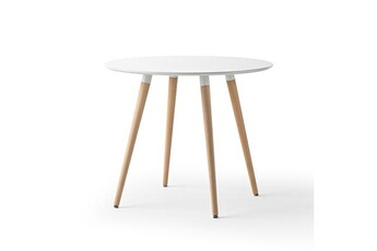 manger bois ronde table manger table ronde en SzMpGUqV