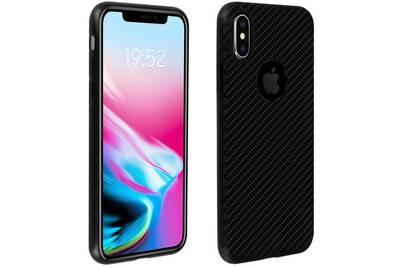 coque iphone xs noir apple