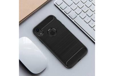 coque iphone xr carbon fiber