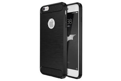 coque iphone 8 plus fibre de carbone