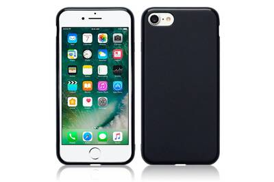 coque iphone 8 noir matte