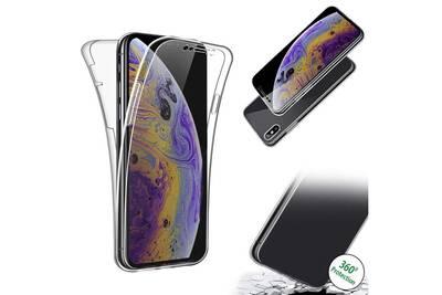 coque integrale iphone xs transparente