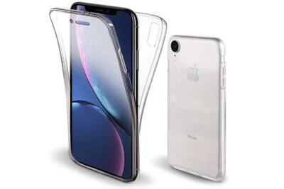 coque integrale iphone xr 360 degres